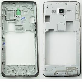 Carcasa Intermedia con Lente para Samsung G531F Galaxy Grand Prime VE