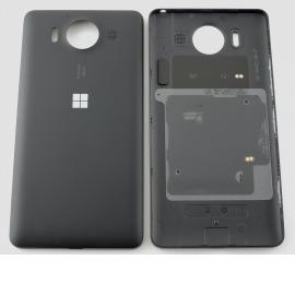 Tapa Trasera de Bateria Original para Microsoft Lumia 950 - Negra