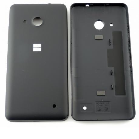 Tapa Trasera de Bateria para Microsoft Lumia 550 - Negra
