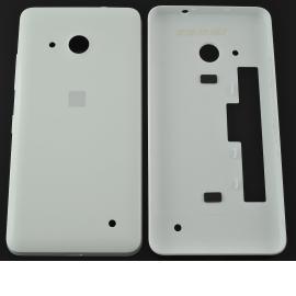 Tapa Trasera de Bateria Original para Microsoft Lumia 550 - Blanca