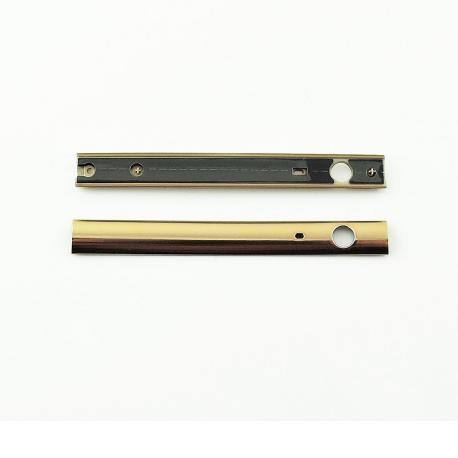 Embellecedor Superior Original para Sony Xperia M5 E5603/ E5606/ E5653/ E5633/ E5643/ E5663 - Oro