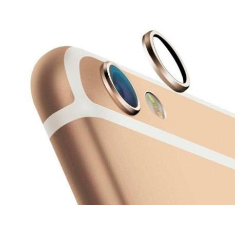 Cubierta de Camara para iPhone 6+ Plus - Oro