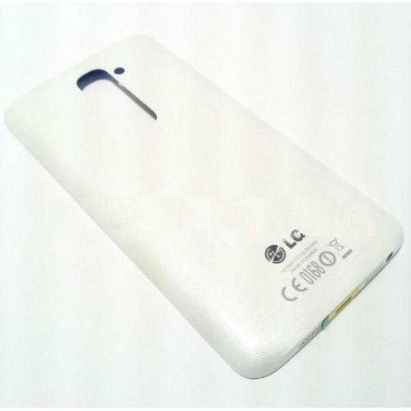 Tapa Trasera de Bateria con NFC Original para LG G2 D802 - Blanca