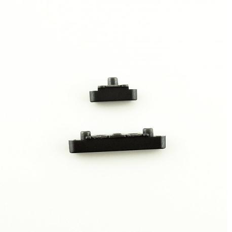 Boton de Camara y Volumen para Sony Z5 compact E5823 - Negro