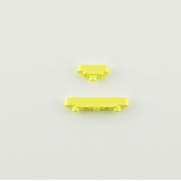 Boton de Camara y Volumen para Sony Z5 compact E5823 - Amarillo