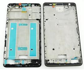 Carcasa Frontal para Huawei Mate 7 - Negro