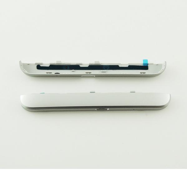 Carcasa Inferior para Huawei Ascend Mate 7 - Blanca
