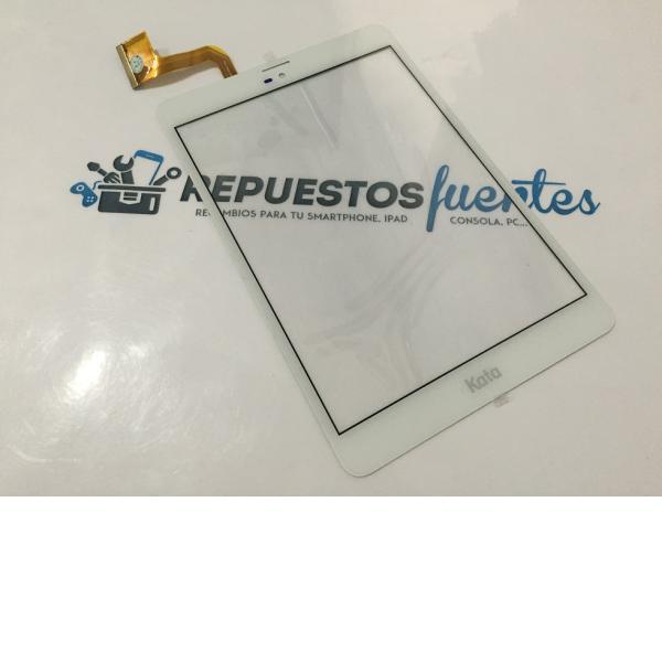 Repuesto Pantalla Tactil para Tablet ZTE E8Q FPCA-79A09-V02 - Blanca