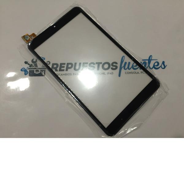 Pantalla Tactil Universal para Wolder Texas touch PB80JG2483 - Negra