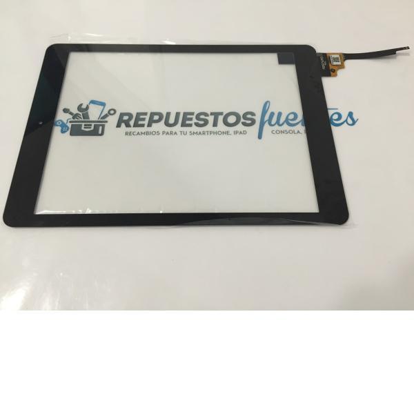 Pantalla Tactil Universal para ONDA V989 Octacore Allwinner A80 MB976A9 - Negra