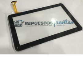 "Pantalla Tactil Universal de Tablet Sunstech TAB105QCBTK de 10.1"" , Primux Siroco Z - Negra"