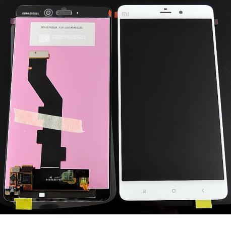 Repuesto Pantalla Tactil + Tactil para Xiaomi Mi Note PRO - Blanca