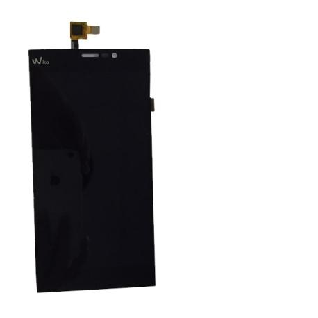 Pantalla LCD Display + Tactil para Wiko Ridge Fab 4G - Negra