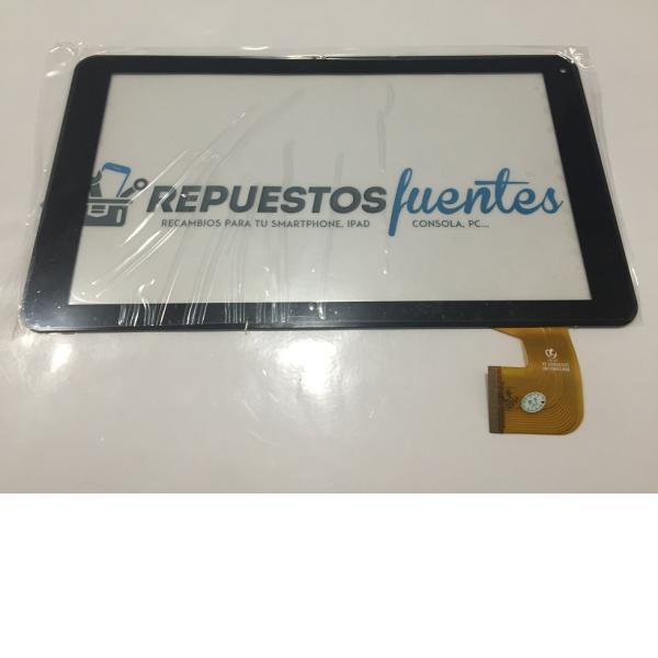 """Pantalla Tactil Universal de Tablet HK10DR2499 de 10.1"""" - Negra"""