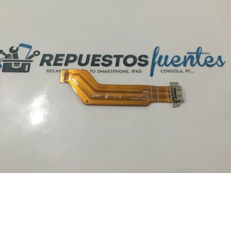 Flex Conector de Carga Original Tablet Asus Vivo Tab TF600 - Recuperado
