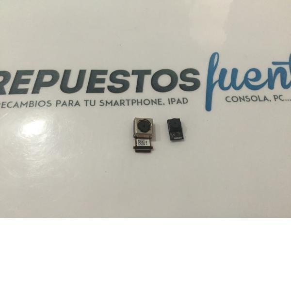 Camara Trasera y Frontal Original Tablet Asus Vivo Tab TF303 - Recuperada