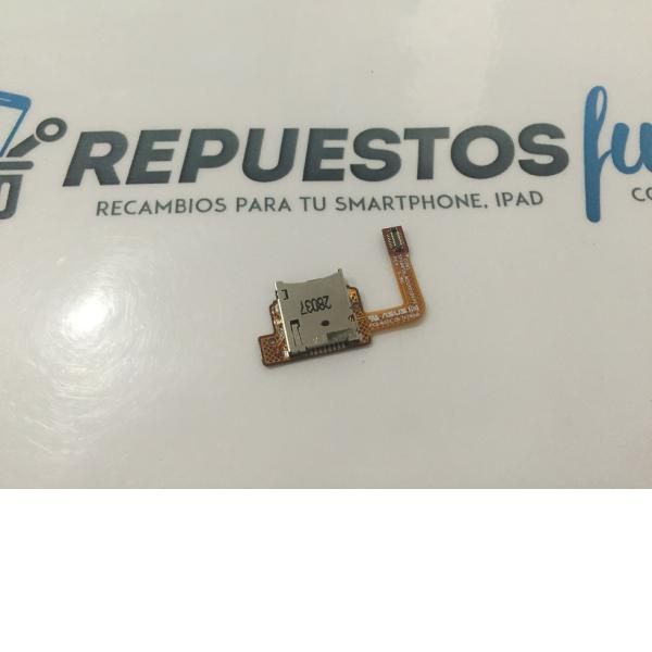 Flex Lector SD Original Tablet Asus Vivo Tab TF600 - Recuperado