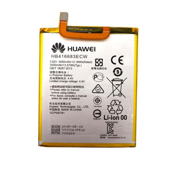Bateria HB416683ECW Original para Huawei Nexus 6P de 3450mAh