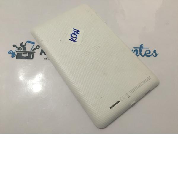 Tapa Trasera Blanca Original Asus Memo Pad ME172 k0W - Recuperada