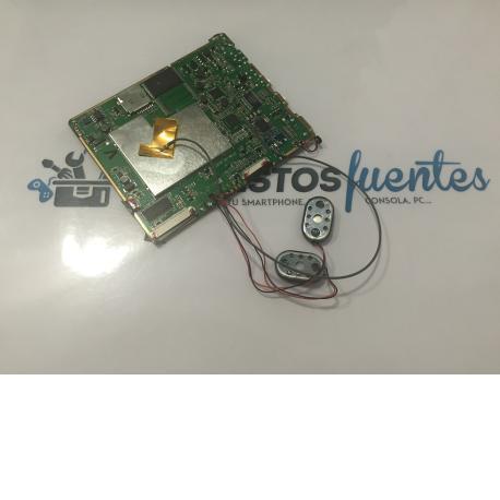 Placa Base Original para Tablet ARCHOS 101 Titanium - Recuperada