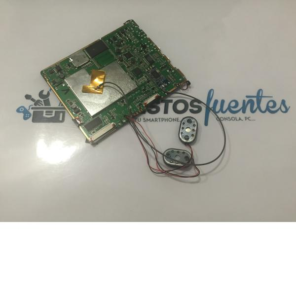 Placa Base Original para Tablet ARCHOS 101 Titanium - Recuperada