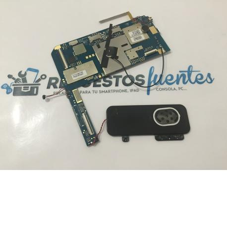 Placa Base Original Tablet Laser MW1615/854592 - Recuperada