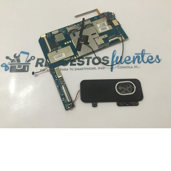 Placa Base Original Tablet Laser MW1615/854592 - Recuperada