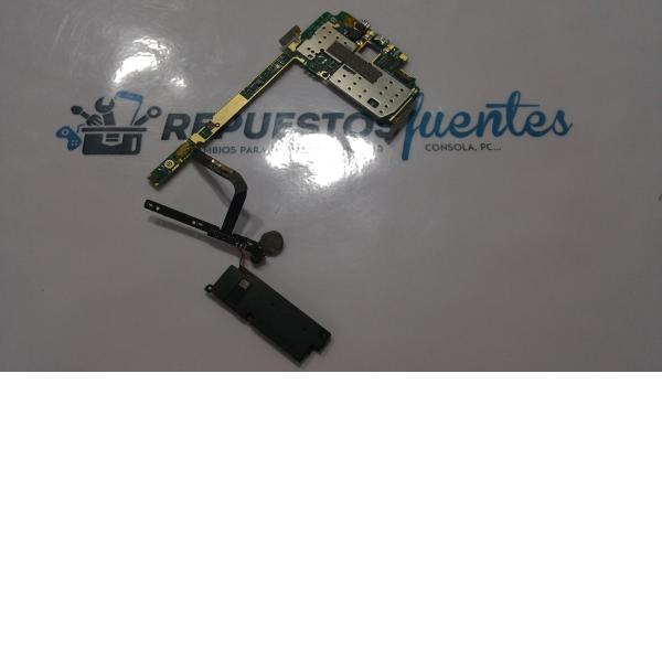 Placa base original + MOdulo buzzer y flez de vibrador Szenio Syreni 50DCII - Recuperada