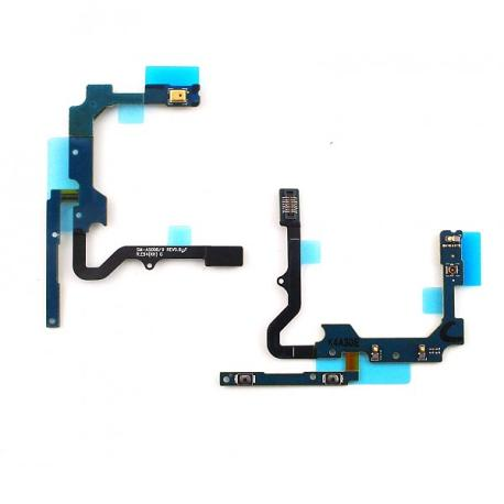 Flex de Volumem + Microfono para Samsung Galaxy A5  SM-A500F