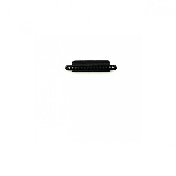 Rejilla de Altavoz Auricular para Samsung Galaxy S7 Edge SM-G935F, S7 SM-G930F - Negra