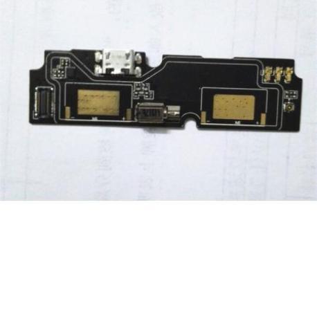 Flex de Carga Micro USB para Jiayu S3