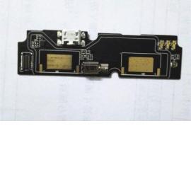 Modulo de Carga Micro USB y Microfono para Jiayu S3 - Recuperado