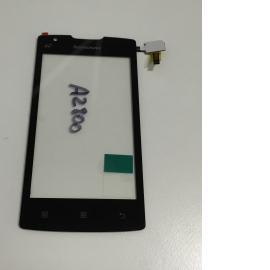 Pantalla Tactil para Lenovo A2800 - Negra