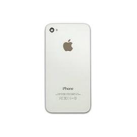 Tapa Trasera de Bateria para iPhone 4s - Blanca