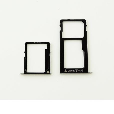 Bandeja de Tarjeta SIM y Micro SD PARA Honor 5X - Blanca