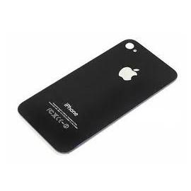Tapa Trasera de Bateria para iPhone 4s - Negra