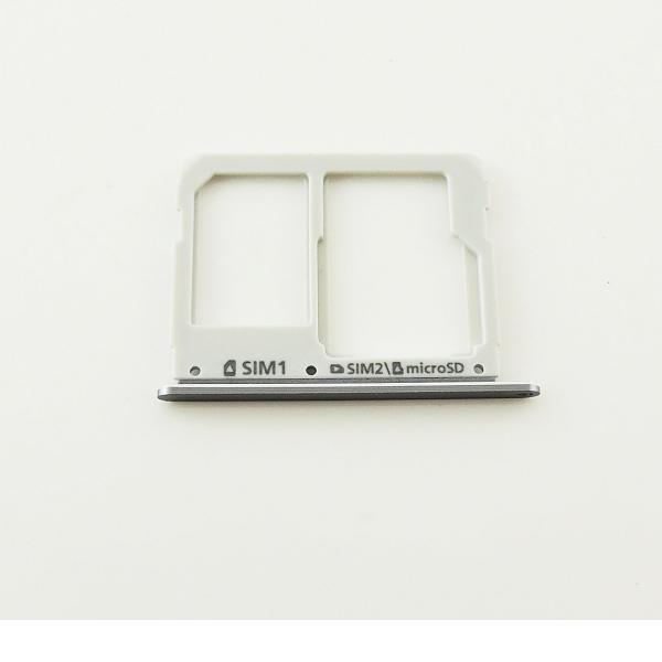 Bandeja de Tarjeta SIM y MicroSD para Samsung A510F, A310F - Negra