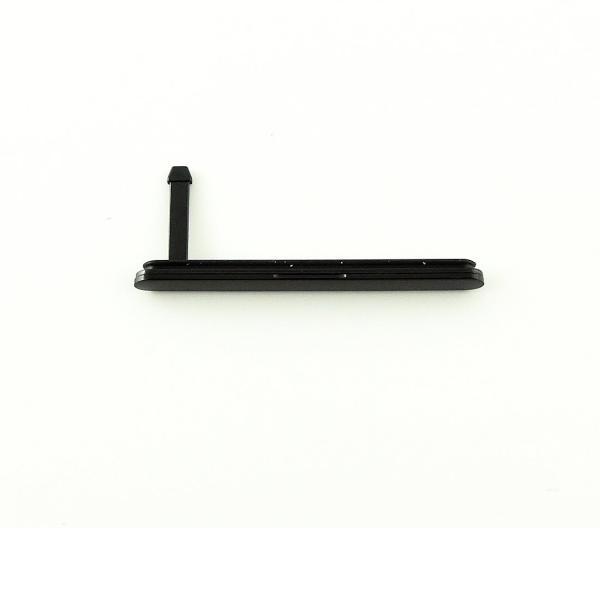 Tapadera de Tarjeta SIM / SD para Sony Xperia Z5 Premium E6883 Dual - version de 2 SIM - Negra