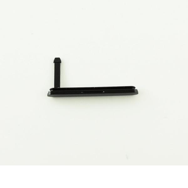 Tapadera de Tarjeta SIM / MicroSD Version de 1 sim. para Sony Xperia Z5 Premium E6853  - Negra