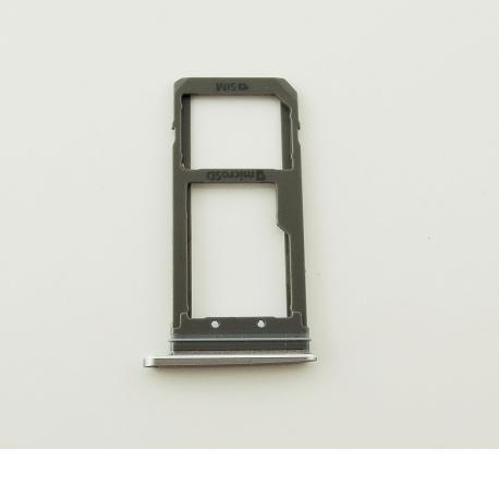 Bandeja de Tarjeta Sim y MicroSD Samsung Galaxy S7 G930F - Oro