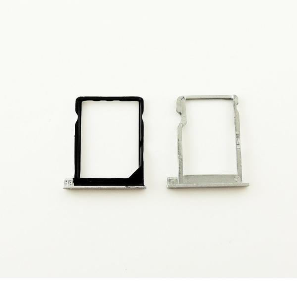 Bandejas de Tarjeta SIM y SD para Huawei P6 - Blanca