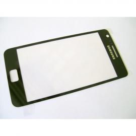 Samsung Galaxy s2 i9100 Cristal NEGRO Gorilla Glass