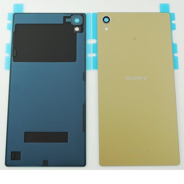Tapa Trasera de Bateria Original para Sony Xperia Z5 Premium (E6853), Xperia Z5 Premium Dual (E6883) - Oro