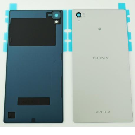Tapa Trasera de Bateria Original para Sony Xperia Z5 Premium (E6853), Xperia Z5 Premium Dual (E6883) - Plata
