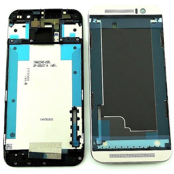 Carcasa Frontal + Embellecedor Superior e Inferior para HTC One M9 - Oro