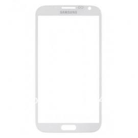 Samsung Galaxy NOTE 2 N7100 Cristal BLANCO Gorilla Glass
