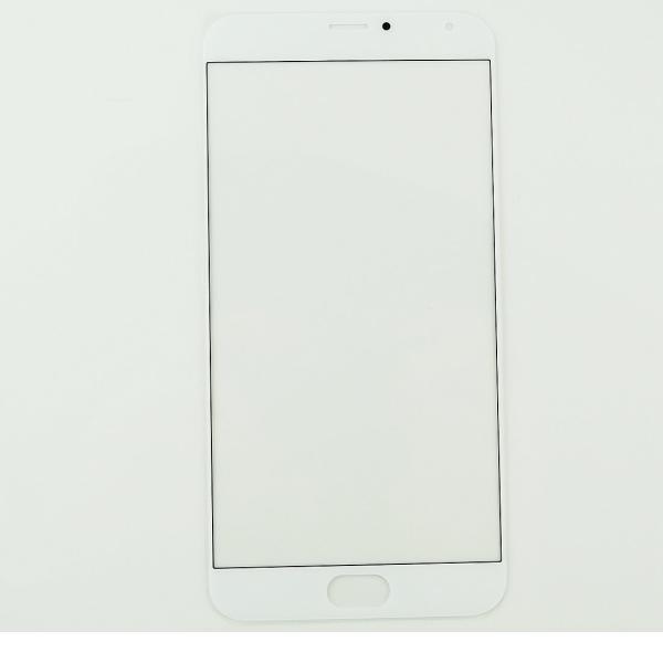 Ventana de Cristal para Meizu MX5 - Blanca