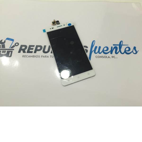 Pantalla LCD Display + Tactil para BQ Aquaris M5.5 - IPS5K1517FPC-A2-E / Blanca