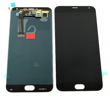 Pantalla LCD Display + Tactil para Meizu MX5 - Negra