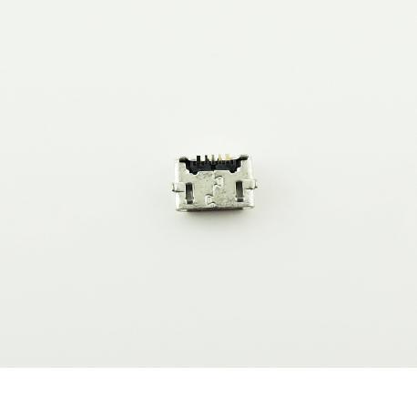 Conector de Carga Micro USB para Huawei Ascend P8, P8 Lite, Y550